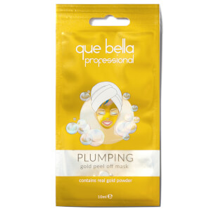 Que Bella Professional Plumping Gold Peel off Mask
