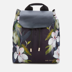 Ted Baker Women's Trindy Opal Drawstring Backpack - Black
