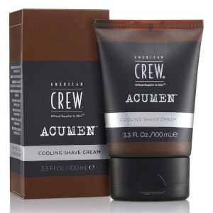 American Crew Cooling Shave Cream 100ml: Image 3