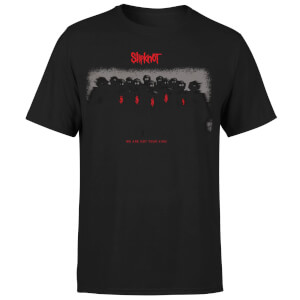 Slipknot Maggots T-Shirt - Black