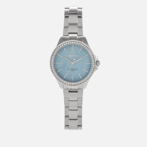 BOSS Hugo Boss Women's Victoria Metal Strap Watch - Rouge BWP