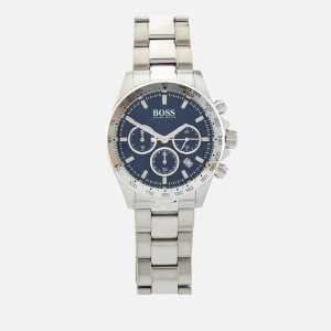 BOSS Hugo Boss Men's Hero Sport Lux Chrono Watch - Rouge Blue