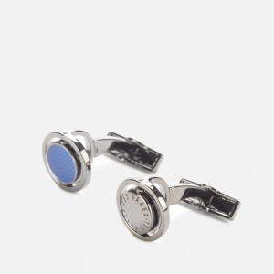 Ted Baker Men's Berry Spinning Cufflinks - Blue