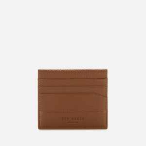 Ted Baker Men's Steemer Leather Bifold Cardholder - Tan