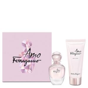 Salvatore Ferragamo Amo Ferragamo X19 Eau de Parfum 50ml Set: Image 1