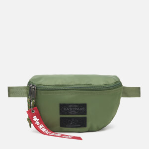 Eastpak X Alpha Industries Men's Authentic Ibtwo Alpha Industries Springer Bag - Alpha Dark Green