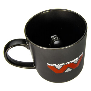 Alien Xenomorph Surprise Mug