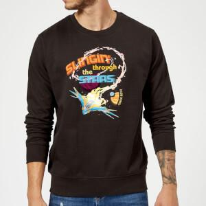 Marvel Guardians Of The Galaxy Milano Stars Sweatshirt - Black