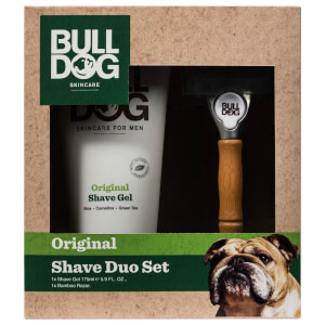 Bulldog Shave Duo (Worth £15.50)