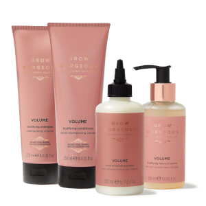 Grow Gorgeous Volume Collection (Worth £72.00)