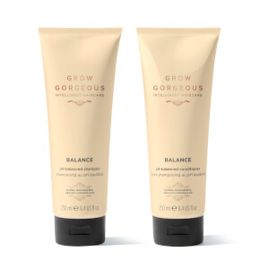 Shampoo e Balsamo Balance Duo Grow Gorgeous