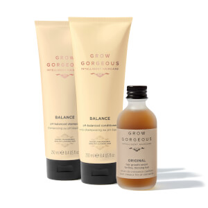 Grow Gorgeous Balance Hair Detox