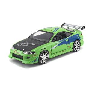 Jada Die Cast 1:24 2 Fast 2 Furious Brian's 1995 Mitsubishi Eclipse