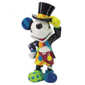 Disney by Romero Britto - Mickey Mouse Figurine