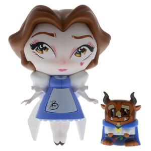 Figurine Belle en vinyle – The World of Miss Mindy présente Disney