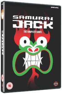Samurai Jack The Complete Series (Includes Seasons 1-5)