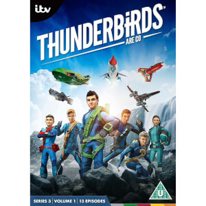 Thunderbirds Are Go Series 3 Volume 1