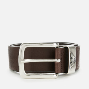 Emporio Armani Men's Belt - Brown
