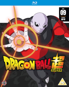 Dragon Ball Super Part 9 (Episodes 105-117)