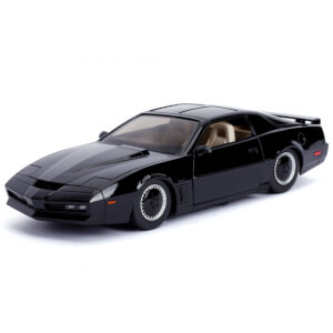 Jada Die Cast Knight Rider 1:24 K.I.T.T with Working Lights