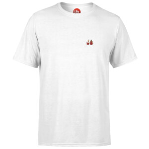 Telepathic Connection - Men's T-Shirt - White