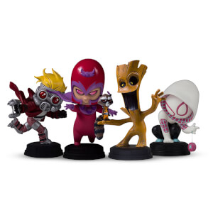 Gentle Giant Marvel Animated Series Bundle - 3 Statues