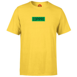 Everyday Men's T-Shirt - Yellow/Green/Black