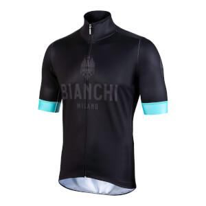 Bianchi Ritoio Short Sleeve Jersey