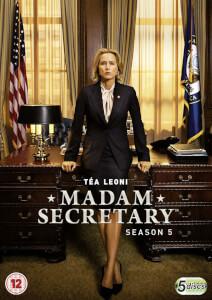 Madam Secretary Season Five Set