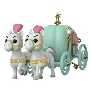 Figurine Pop! Ride Carosse - Disney Cendrillon