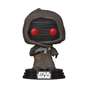 Star Wars The Mandalorian Offworld Jawa Funko Pop! Figuur