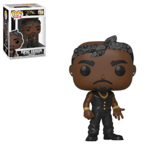 Figurine Pop! Rocks Tupac