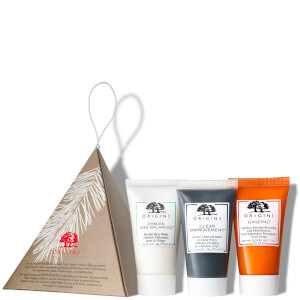 Origins Festive Favourites: Best-Selling Trio to Cleanse, Hydrate and Detox