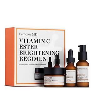 Perricone MD Vitamin C Ester Brightening Regimen (Worth $118)