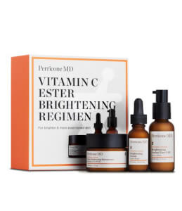 Perricone MD Vitamin C Ester Brightening Regimen (Worth $118)