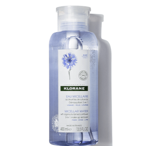 KLORANE Micellar Water With Organically Farmed Cornflower 13.5 fl. oz