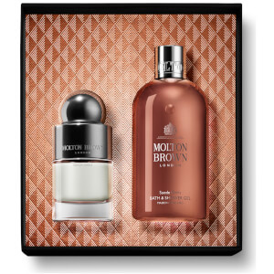 Molton Brown Suede Orris Fragrance Gift Set (Worth £109.00)