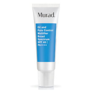 Murad Oil and Pore Control Mattifier SPF45 PA 50ml