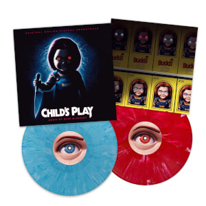 Waxwork - Child's Play (2019) 2x Colour LP
