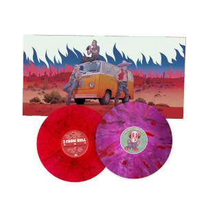 Waxwork - 3 From Hell 2x Colour LP