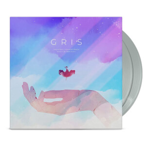 iam8bit - Gris 2x Colour LP