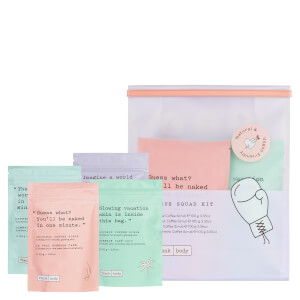 Frank Body Mini Scrub Squad Kit