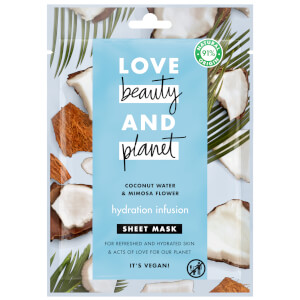 Love Beauty & Planet Hydration Infusion Sheet Mask