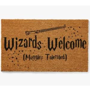 Felpudo Harry Potter Wizards Welcome