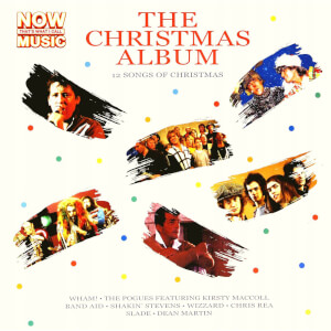Various Artists - NOW That's What I Call Christmas LP