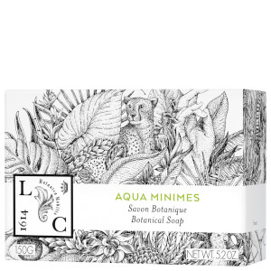 Le Couvent des Minimes Botanical Aqua Minimes Soap (Various Sizes)