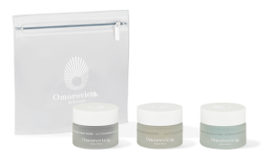 Omorovicza Travel Mask Trio (Worth £65.00)