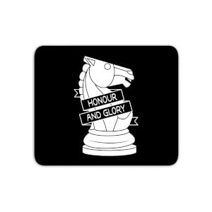 Knight Chess Piece Mouse Mat