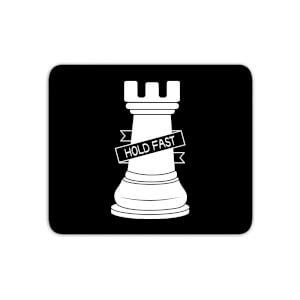 Rook Chess Piece Mouse Mat