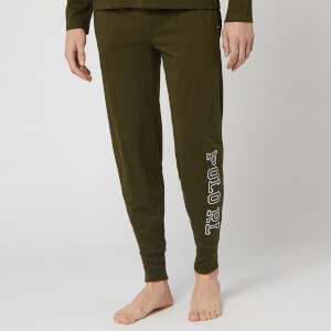 Polo Ralph Lauren Men's Jog Pant Sleep Bottoms - Spanish Olive